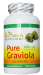 Pure Graviola 1000 mg Servings 120 Capsules